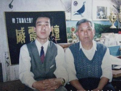 十几年前的照片
