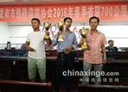 陇南火车头颁奖拍卖会 冠军七千成交(图)