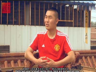 罗汉说鸽145期回顾:北京十八区联翔总冠军王帅