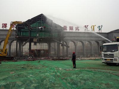 信鸽拍卖圣地――北京神农庄园