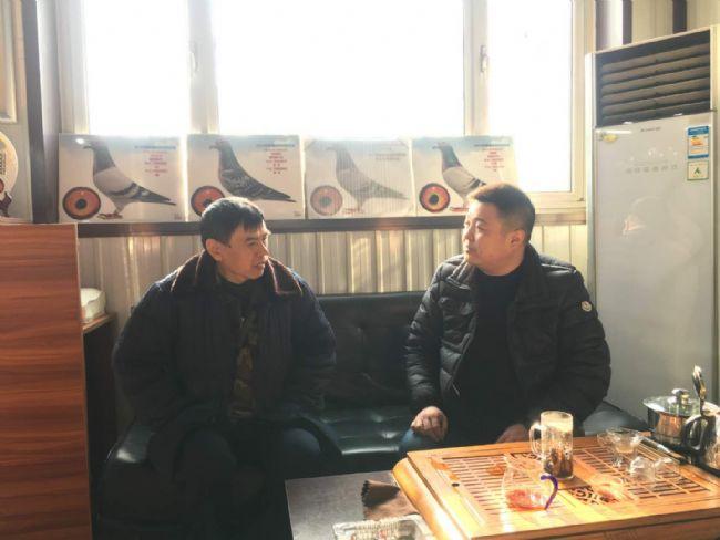 风劲帆满图新志 专访唐山长胜俱乐部负责人高宇