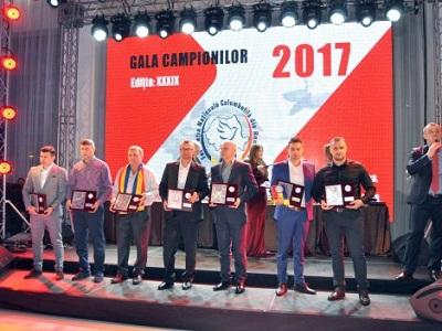 罗马尼亚国家鸽展 冠军联赛晚宴精彩瞬间