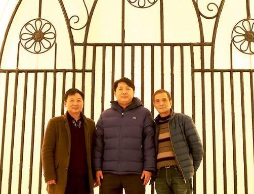 小记上海黄金海岸决赛冠军得主陈琛先生