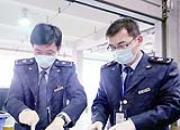 珠海高栏检验检疫局首次截获入境信鸽