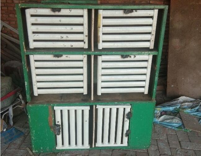 废物利用:自制的巢箱