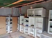 旧冰箱做鸽窝 防热防冷效果好(图)