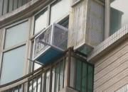 阳台棚精心构思 初具规模