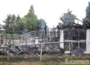 比利时杰夫鸽舍失火 损毁严重