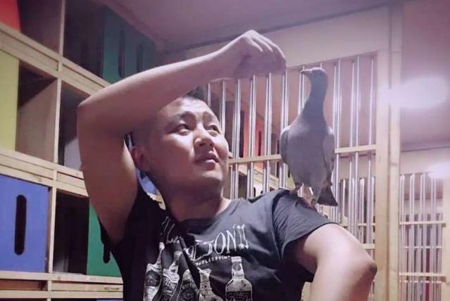 赢了知道感恩的赛鸽新秀――贾聪(图)