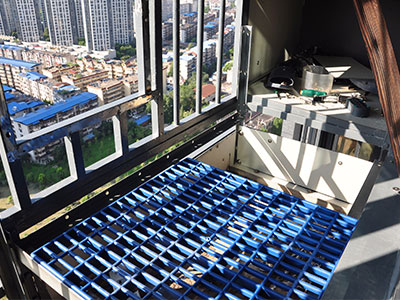 每天做一点 阳台袖珍鸽舍即将完工