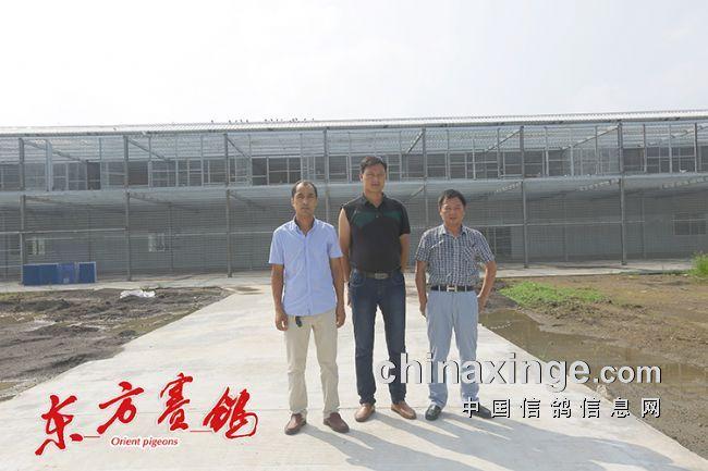 安徽宏飞国际赛鸽中心董事长王宏飞访谈录