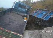 唐山公棚放飞车发生交通事故 司放人员重伤
