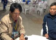 长三角公棚赛拔得头筹——上海蓝色海湾首关大喜过望