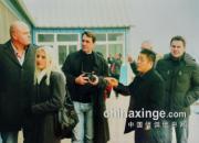 吸引欧洲鸽友参观访问的北京李国民鸽舍(图)