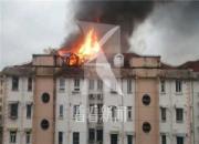 安全警钟!上海鸽友楼顶鸽棚起火 棚内数十羽烧焦
