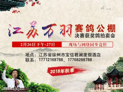 公告:江苏徐州万羽公棚拍卖日期推迟