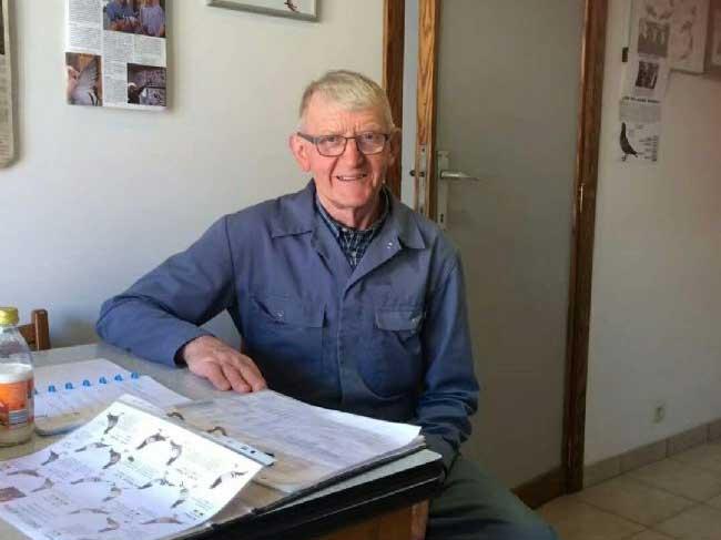 比利时赛鸽大师乔斯.英格斯传奇的一生