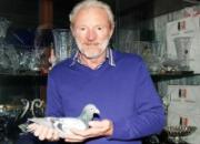 拥有世界最快鸽系的利奥·贺尔曼