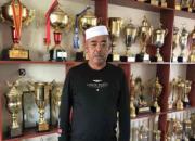 宁夏鸽界的骄傲:内蒙公棚决赛冠军马平