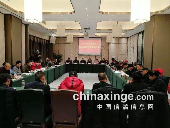 江苏省信鸽协会2019年工作报告