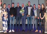比利时金鸽奖颁奖现场 多位名家获得大奖