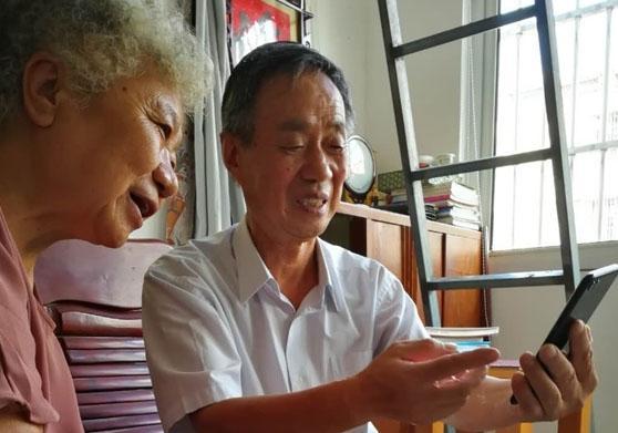 78岁老鸽友秦志成与邢伟的一段神交