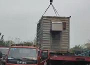 协会司放车遇交通事故 鸽子逃笼全部拉回
