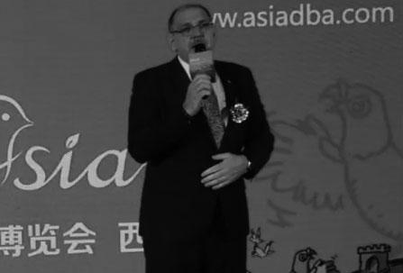 国际鸽联副主席格罗斯感染新冠肺炎去世